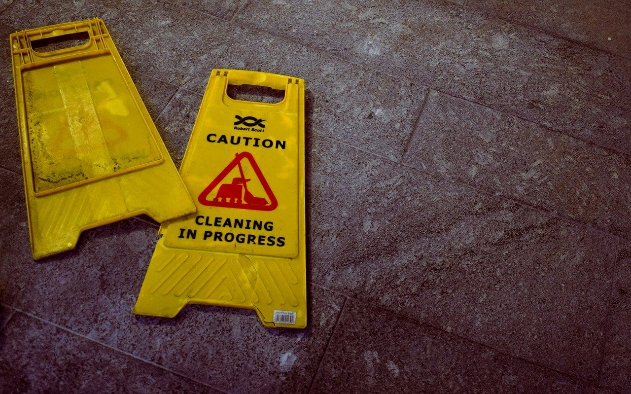 Dealing with a Slip and Fail Claim