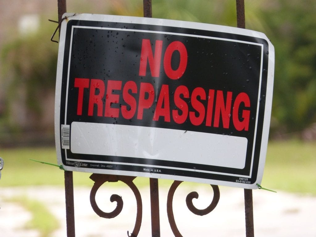 what u0026 39 s the difference between trespass and nuisance