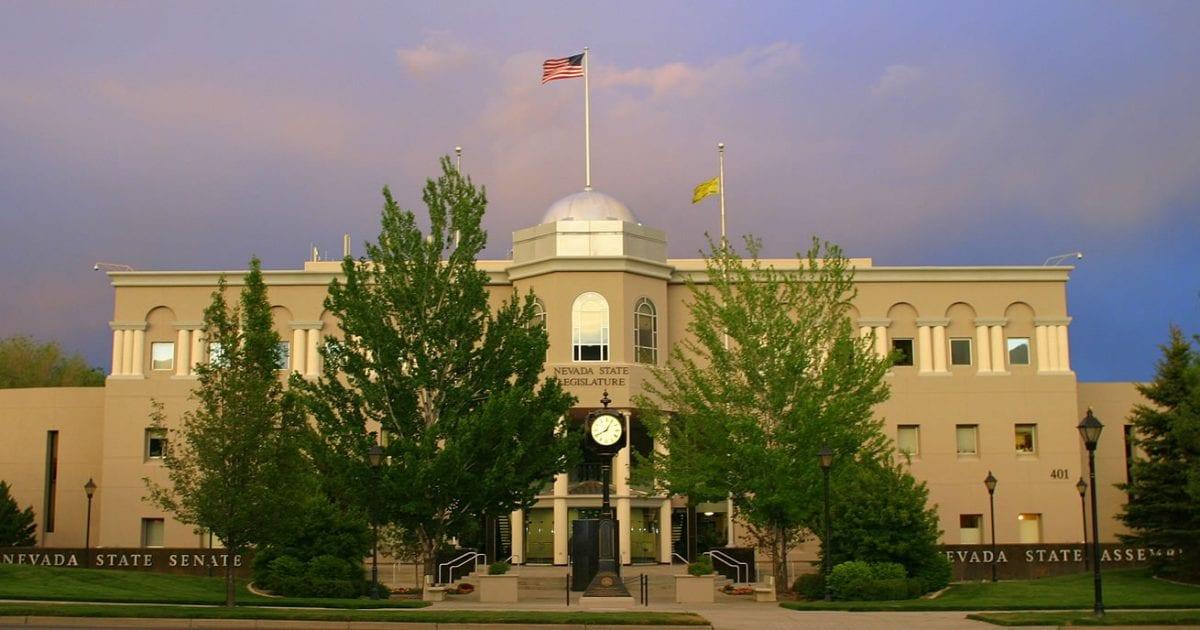 Nevada Senate Bill 435 is Now in Effect